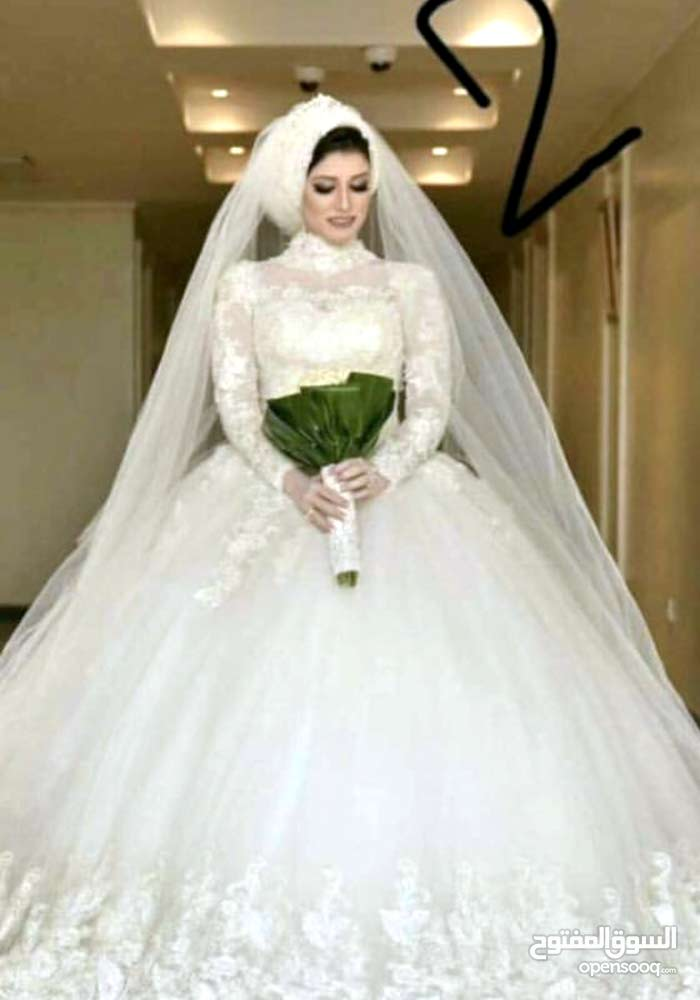 65f9e78dc لايجار او بيع فساتين عروس - (100311596)   Opensooq