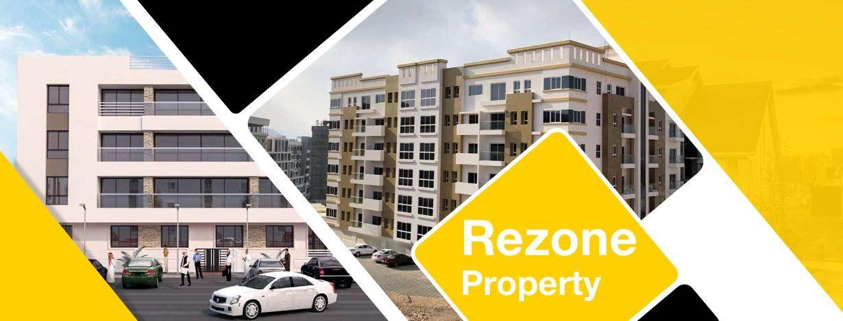 Rezone Property
