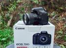 Canon 750D 18-55 III Used