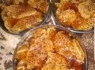 عسل سدر شمع عماني  طبيعي بسعر رمزي جدا والإنتاج عبري ويتوفر جميع انواع العسل