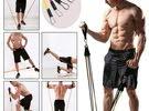 أحبال رياضية قوية لتقوية العضلات