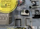للبيع كاميرا قوبرو 4 شاشة لمس مع كل اغراضها