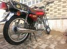 دراجة نارية 5كير