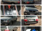 Lexus خليجي LX470 GCC Accident free