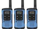 3 اجهزة لاسلكي walkie talkie Motorola