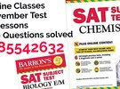 Biology & Chemistry courses online