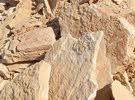 حجر غشيم وجه جبل