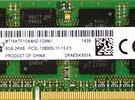 رام لاب توب - RAM 8G PC3L