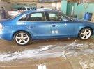 أودي A4 2012 لون ازرق
