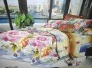 ملايات ثري دي طقم سرير كبير خمس قطع 200 ومتاح أطفال للسريرين300