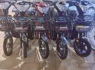 دراجات كهربائيه  جميع الشكال