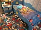 غرفة اطفال نظيفه