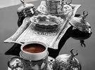 طقم فناجين قهوة تركي عثماني لشخصين جديد
