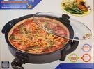 جهاز البيتزا ORBIT - PIZZA PAN 40CM - 1500 W