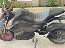 electric motor bike 80 kmph