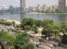 شقة سوبر لوكس للايجار بفيو النيل بشارع البحر الاعظم بالجيزة