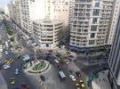 شقة مميزة بـسموحه (غ مجروحه-بالجراج) 210م  مباشرة على شارع فوزى معاذ وعلى ميدان مسجد على بن ابى طالب