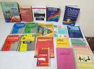 بيع قواميس وكتب تعليم انكليزي وكتب هندسيه