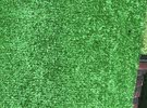 grass carpet with fixing