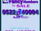 du FANCY Number 0522  77  000 8 for SALE.