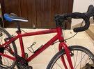RALEIGH 24  size for kids  Shimano Altus kit 8 speed