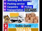 Doha movers packers
