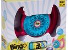Bingo Bubbles Machine Toy, Pink