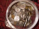 عملات نقدية قديمة لبنانية حوالي ال200 قطعة