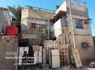 بيت طابقين 8 غرف واستقبال وهول 5*5 و موزع 4*3ومشاي خلف الدار