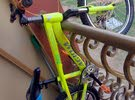 Rarely used kids bicycle for sale. Size 22