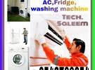AC Repair and fixing 0543788654