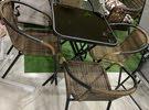 طاولة حديقة راتان