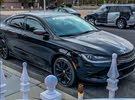 Chrysler 2015 Argent sale
