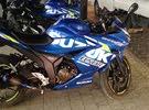 دراجة سوزوكي 250cc