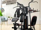 Weekly Deals for 3 Station Olympia Homegym 70kg Weight stack