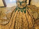فستان بيان ومحضر للبيع