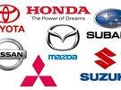 قطع غيار لجميع السيارات اليابانيه