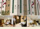 فندق غرناطة بالاس يرحب بكم للشقق المفروشة يومي شهري