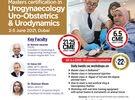 Masters in Urogynaecology, Uro-obstetrics & Urodynamics