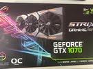 Graphic Card Geforce GTX 1070 8GB