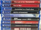 PS4 games for 49.99!