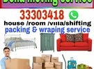 Doha Shifting moving Carpenter work call