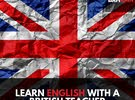 Learn English with a British Teacher (IELTS, TOEFL)