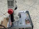 جهاز كهربائي رش دهنات او بويا او مياه للحدائق