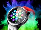 Sports fashioned Smart watch-Bluetooth calls-multi sports-heart rate- music player-comfortable-IP67