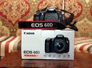 for sale canon 60D body only