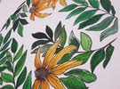 watercolour painting of Flora for sale