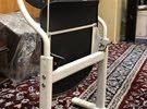 كراسي صلاه لذوي الحاجه في المسجد