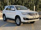 Toyota Fortuner 2014 Exr  (تم البيع)