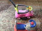 سيارتين اطفال للبيع